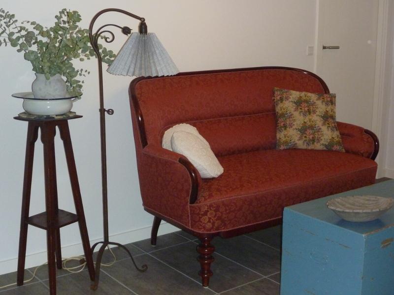 Sofa i opholdsrum